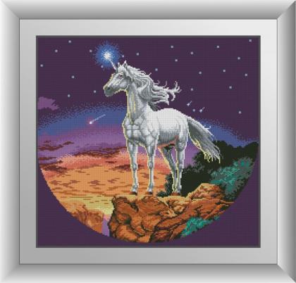 Таємничий єдиноріг 30510 Dream Art