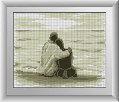 Пара на березі
