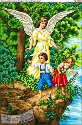 Ангел охоронець 3060 Biser-Art