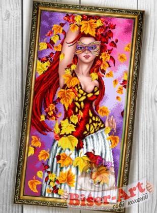 Пори року Осінь 016 Biser-Art