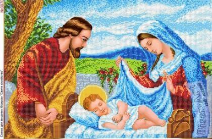 Ісус в колисці 3070 Biser-Art