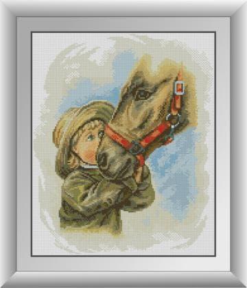 Хлопчик з конем
