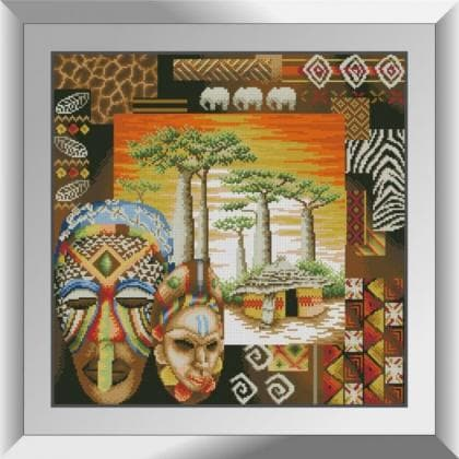 Африканські мотиви 31076 Dream Art