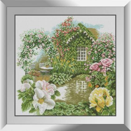 Будинок в квітах