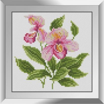Букетик з орхідеєю