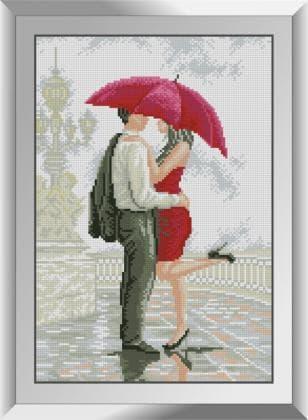Поцілунок під дощем
