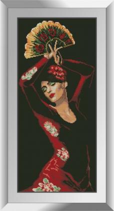 Танцівниця фламенко