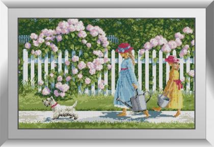 Квіткова доріжка 31426 Dream Art