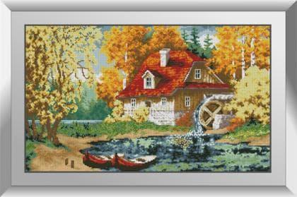 Млин в лісі 31433 Dream Art