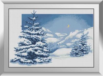 Засніжені ялинки 31487 Dream Art