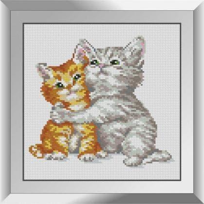 Котячі обійми 31559 Dream Art