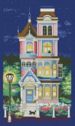 Будинок казки DM-349 Алмазна мозаїка