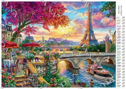 Літо в Парижі dana-3540 DANA