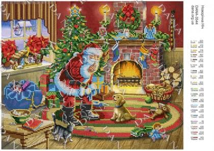 Новорічна ніч dana-3544 DANA