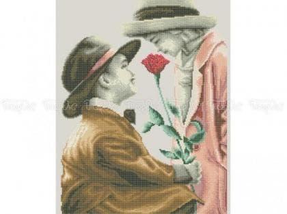 Романтичний подарунок 40-223 Бісерок