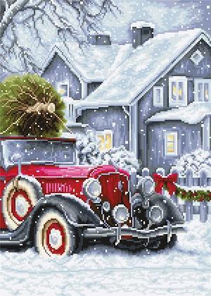 Зимові свята BU4010 Luca S
