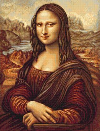 Мона Ліза В416 Luca S