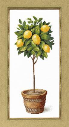 Лимонне дерево ВТ-075 Crystal Art