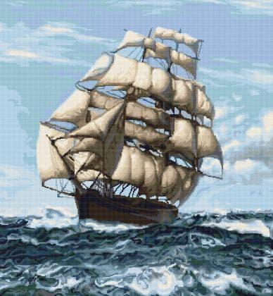 Корабель В438 Luca S