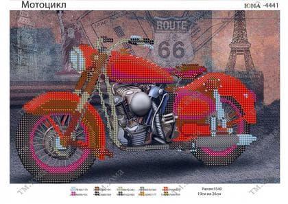 Мотоцикл ЮМА-4441 ЮМА
