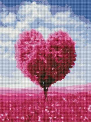 Дерево кохання ST461 Алмазна мозаїка IF