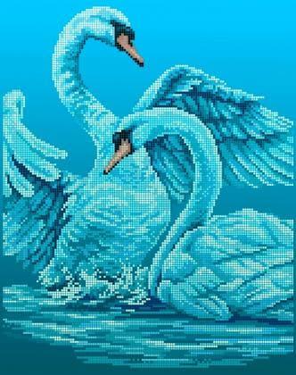 Лебеді ЧВ-5082 Бісерок