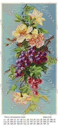Виноград з квітами dana-5125 DANA