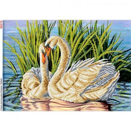 Лебеді 515 Biser-Art