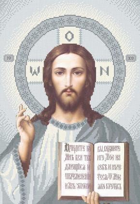 Ісус Вседержитель ЧВ-5218 С Бісерок