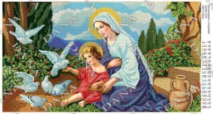 Богородиця з голубами DANA-535 DANA