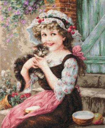 Маленьке кошеня В538 Luca S