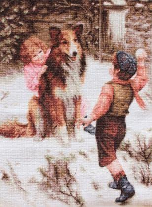 Гра в сніжки В540 Luca S