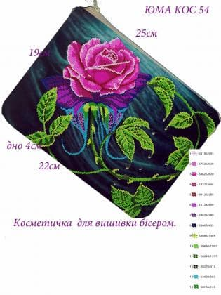 Косметичка  КОС-54 ЮМА