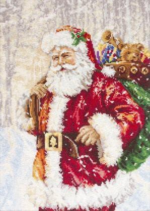 Санта Клаус В575 Luca S