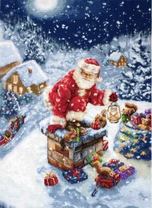 Санта Клаус В577 Luca S