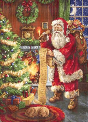 Санта Клаус В578 Luca S