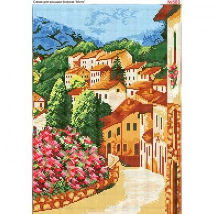 Курортне місто 580 Biser-Art
