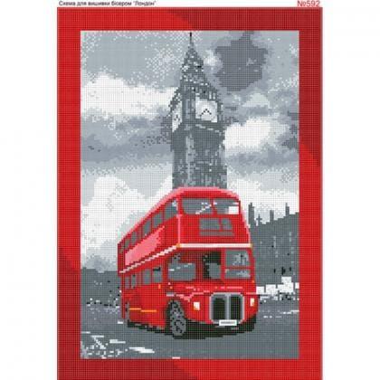 Лондон 592 Biser-Art