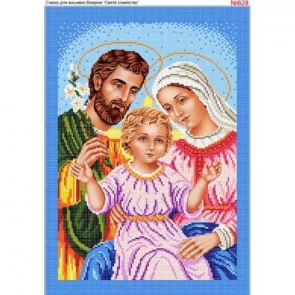 Свята родина 628 Biser-Art