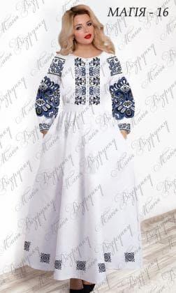 Заготовка плаття Плаття Магія-16 Магія Візерунку