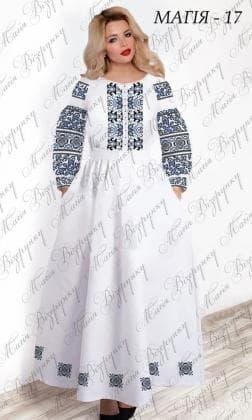 Заготовка плаття Плаття Магія-17 Магія Візерунку