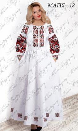 Заготовка плаття Плаття Магія-18 Магія Візерунку