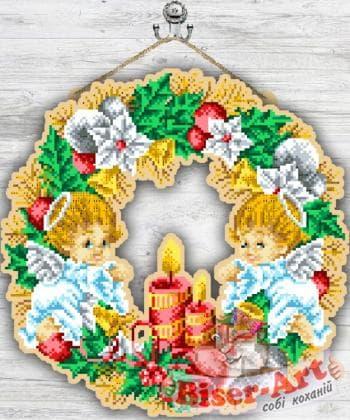 Віночок з ангеляткми 93040534 Biser-Art
