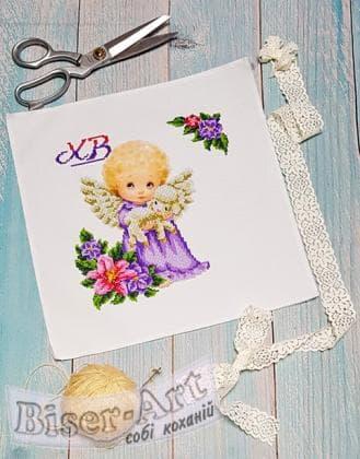 Дитяча великодня серветка 9501 Biser-Art