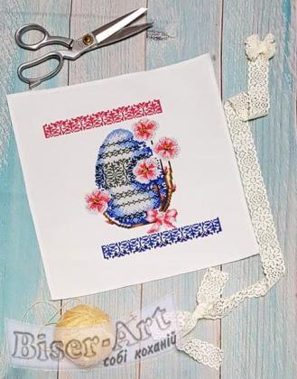 Дитяча великодня серветка 9502 Biser-Art