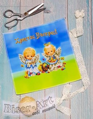 Дитяча великодня серветка 9503 Biser-Art