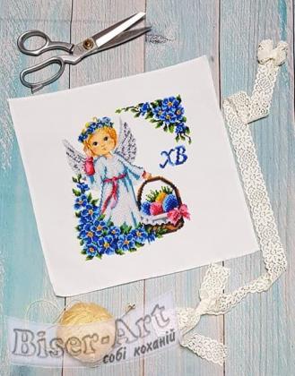 Дитяча великодня серветка 9507 Biser-Art