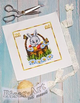 Дитяча великодня серветка 9511 Biser-Art