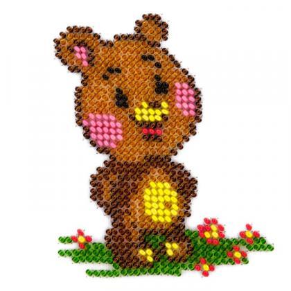 Ведмедик L-491 Луїза