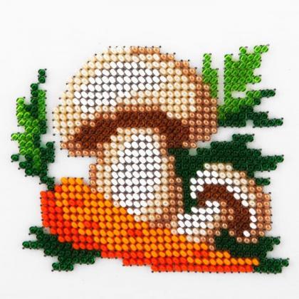 Гриби та морква L-498 Луїза